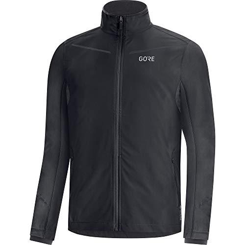 Gore Wear R3 Gore-TEX INFINIUM Partial Veste Jackets Homme, Noir, XXL