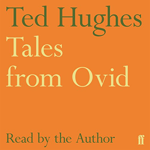 Tales from Ovid audiobook cover art