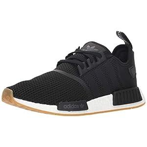 adidas Originals mens Nmd_r1 Sneaker, Black/Black/Gum, 13 US