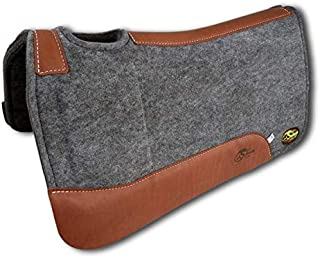 sunflower saddle pad