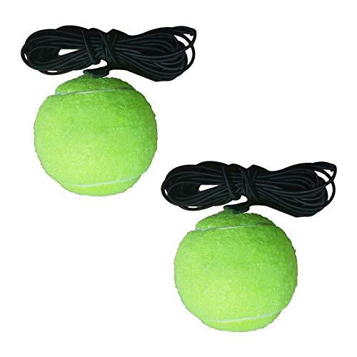 FANXQ Ortable Tamaño de Rebote Tenis Trainer autodidáctico