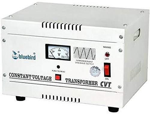 bluebird Copper 250 VA CVT -Constant Voltage Transformer (Medium, Grey)