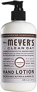 Mrs. Meyer's Clean Day Long-Lasting Hand Lotion, 12 oz