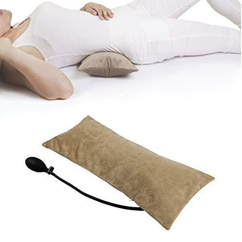 Inflatable Pillow Lumbar Pillow Body Pillow Pillow Pregnancy, Office Chair Pillow Portable Lumbar Support Pillow Comfort Lumbar Cushion Back Pain Relief Pillow Orthopedic Pillow