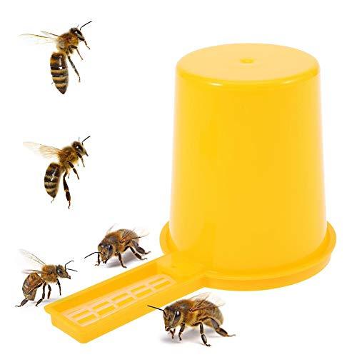 2 stuks bijen drinkapparaten bijenteelt honing ingang waterdrinker Bee Feeder fles set schaal gereedschap MEERWEG verpakking socialme-eu