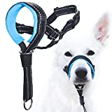 GoodBoy Dog Head Halter with Safety Strap - Stops Heavy Pulling On The