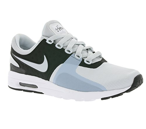 Nike W Air Max Zero Signore Sneaker Grigio 857661 007, Damen - Schuhe - Turnschuhe & Sneaker/95672:38