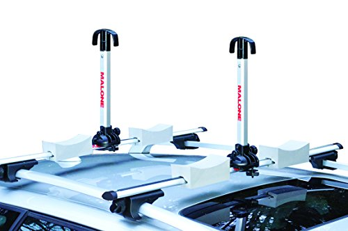 Malone Stax Pro2 Universal Car Rack Folding Kayak Carrier (2...