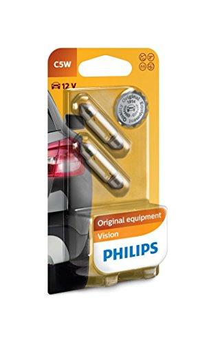 Philips 12844B2 Vision C5W Signallampe, 2er Blister