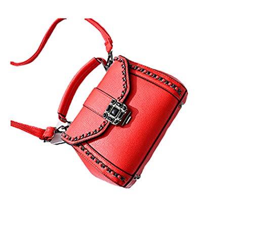Handtas voor dames - zadeltas diagonaal vintage casual simple - multifunctionele schoudertas
