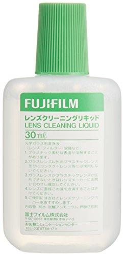 FUJIFILM レンズクリーニングリキッド 30CC LENS CLEANING LIQUID 30CC