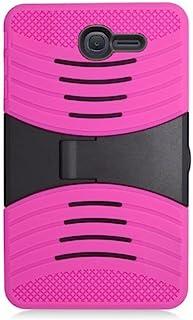 جراب لهاتف Alcatel OneTouch PIXI 7 بوصة، BNY-WIRELESS (TM) غطاء حماية مقاوم للصدمات شديد الهجين مقاوم للسقوط وحماية الجسم ...