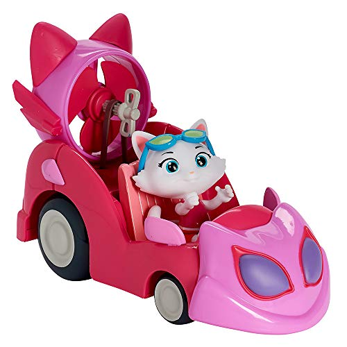 44 Cats Vehicle with 3u0022 Figure (88083)