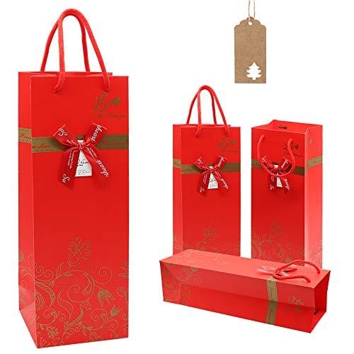 Papel Regalo Navidad Rojo Marca ZXM