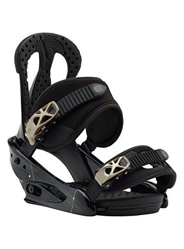 Burton Damen Citizen Snowboardbindung, Black, S