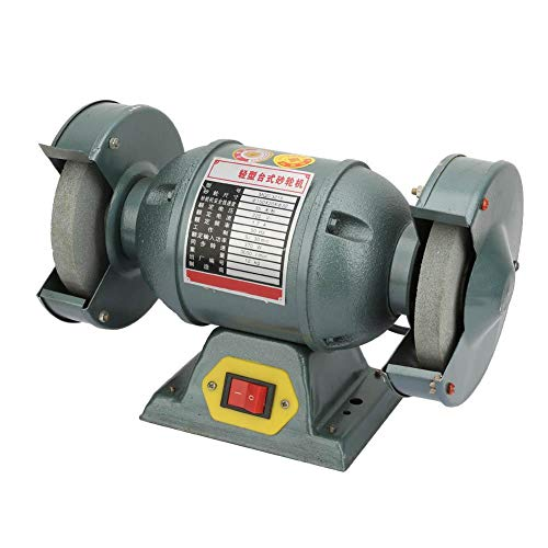 Amoladora de banco, Máquina pulidora de amoladora de banco eléctrica, Máquina de...