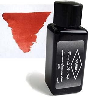 Diamine Refills Monaco Red 30mL Bottled Ink - DM-3009