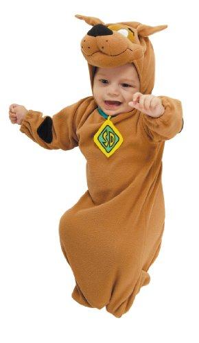 Scooby-Doo Bunting Costume, Scooby Doo, 1-9 Months