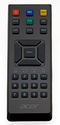 Original Acer Fernbedienung / CONTROL.REMOTE X1383WH Serie