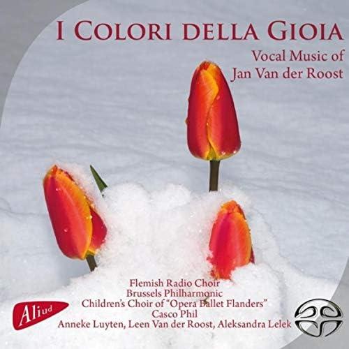 """Brussels Philharmonic, Flemish Radio Choir, Aleksandra Lelek, Anneke Luyten, Casco Phil, Children's Choir of """"Opera Ballet Flanders"""" & Leen Van der Roost"""