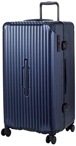 [カーゴ] スーツケース 6~長期泊 | レクタ形状 | スリムフレーム | 大容量 | CAT88SSR 保証付 98L 6kg デニムブルー
