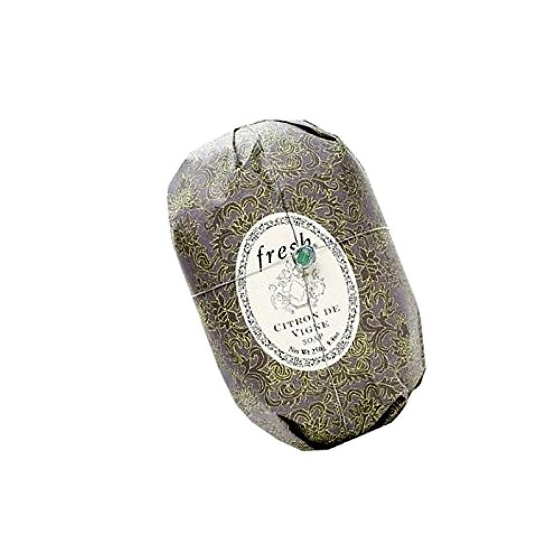 決定的レコーダードラマFresh フレッシュ Citron de Vigne Soap 石鹸, 250g/8.8oz. [海外直送品] [並行輸入品]