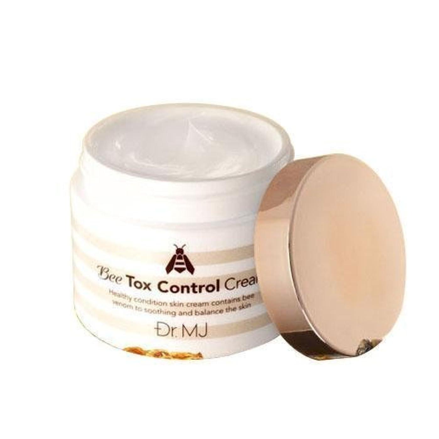 短命対レコーダーDr.MJ Bee Tox Control Cream/ Made in Korea