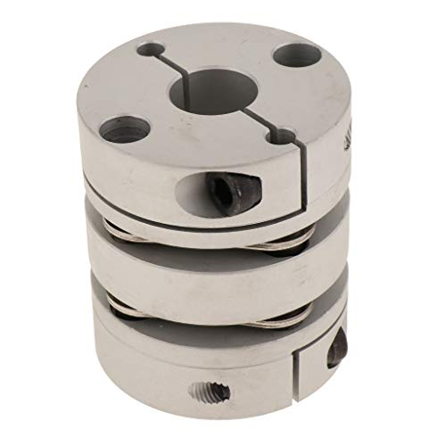 CNC Schrittmotor Flexible Plum Jaw Wellenkupplung Kupplung 55 X 65mm