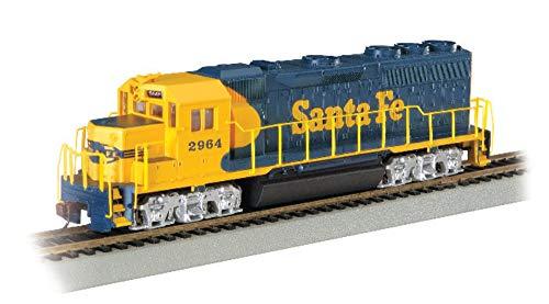 Bachmann EMD GP-40 Locomotive - SANTA FE #2964 - HO Scale