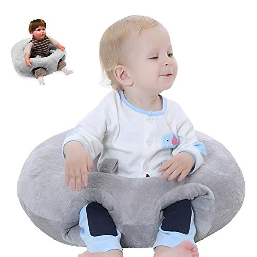 Discover Bargain Baby Camp Toppy Tots Baby Sitting Support Chair, Cushion Seat for 0-18 Month, Safe ...