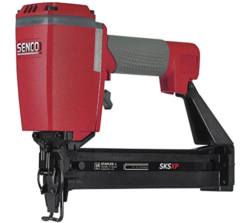 Senco SKSXP-L 1/4-Inch Crown Stapler, 7/8-to-1-1/2-Inch Leg -