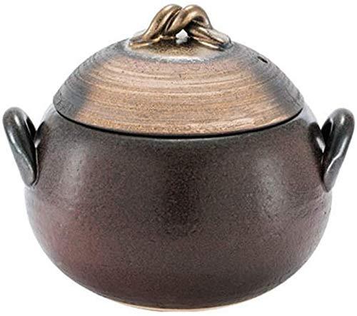 Cazuela de hierro Cazuela, olla de estofado, olla de sopa, cazuela de...