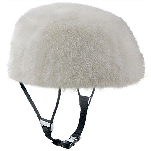 Yakkay Luzern weiß Fahrrad Helm Bezug (ohne Helm.): Large (57–59 cm) …
