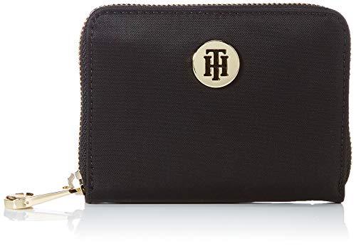 Tommy Hilfiger Damen Poppy Reisezubehör-Reisebrieftasche, Black, One Size