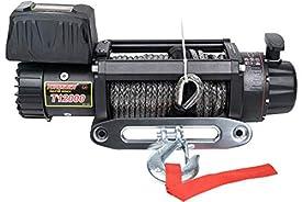 Tungsten4x4 12000 lb Truck Winch