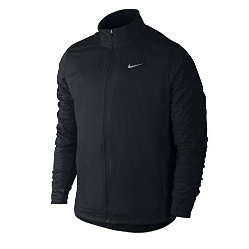 Nike Shield 917966 010 - Chaqueta de running para hombre, color negro -  Negro -  XX-Large