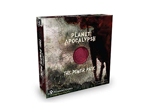 Boardgame Planet Apocalypse: Power Pack Expansion - English Version