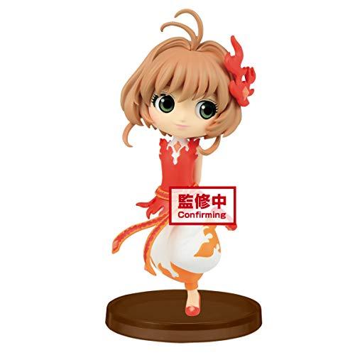 Q Posket Sakura Kinomoto Vol1 Cardcaptor Sakura (versión A)