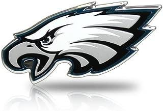 NFL Philadelphia Eagles Aluminum Color Auto Emblem