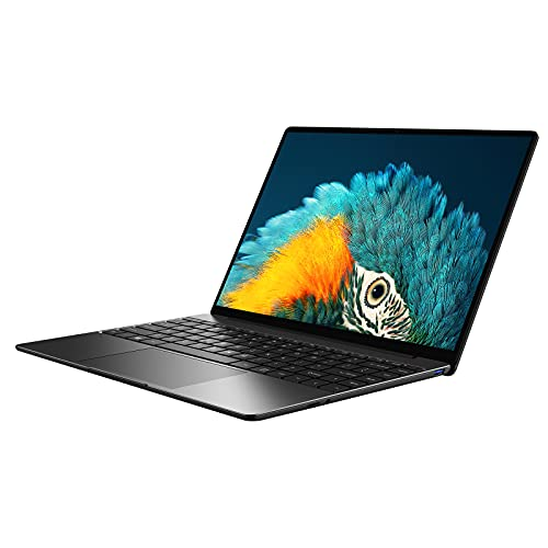Ordenador Portátil,CHUWI GemiBook Pro 14 pulgadas 3: 2 IPS Laptop 2160*1440 Windows 10 Notebook,Intel Celeron J4125 12GB RAM +256GB SSD,WiFi 6,Type-C,USB 3.0,Admite Doble Expansión SSD hasta 1T (12GB)