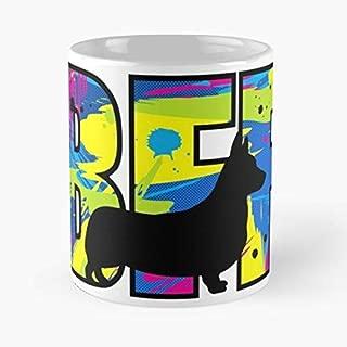 Breed Acronym Bff Splatter - Coffee Mug Best Gift 11 Oz Father Day
