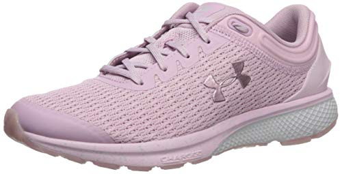 Under Armour UA W Charged Escape 3, Zapatillas de Running Mujer, Rosa (Pink Fog/Halo Gray/Pink Fog (602) 602), 36.5 EU