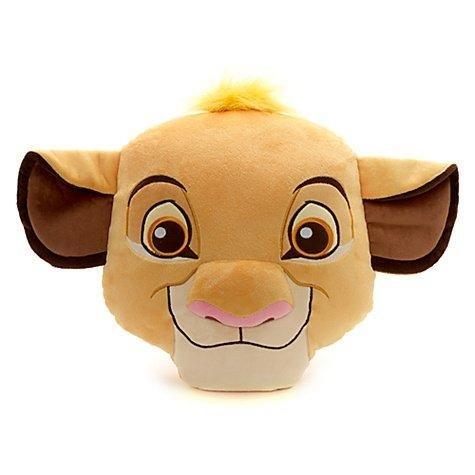 Disney Store Simba 38x52cm peluche Il re leone originale cuscino