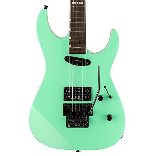 ESP Mirage Deluxe '87 - Guitarra eléctrica, color turquesa