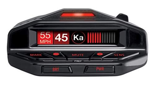 Fantastic Deal! Escort Redline EX Laser Radar Detector – Escort Live, Extreme Range, False Alert Filter, OLED Display, Voice Alerts