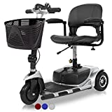 Vive 3-Wheel Mobility Scooter - Electric Powered...