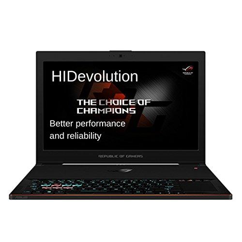 Compare HIDevolution Asus ROG Zephyrus GX501VS (GX501VS-XS71-HID14-US) vs other laptops