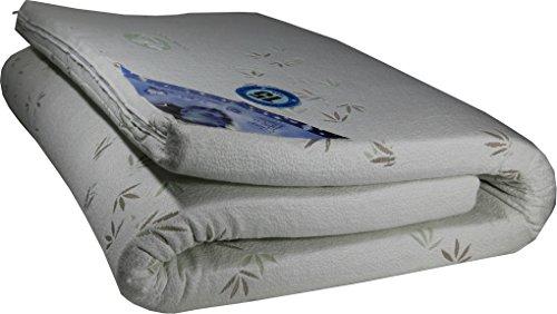 Foams India® 100% Natural Latex Foam® Portable...