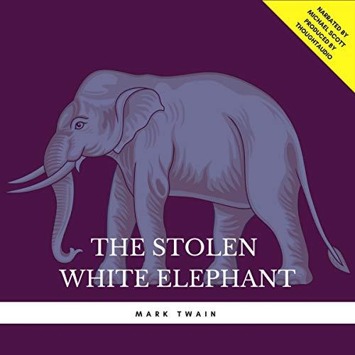 The Stolen White Elephant cover art