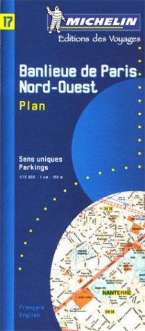 Plan de ville : Banlieue Nord-Ouest, N° 17